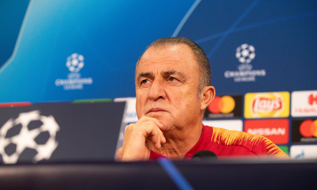 Galatasaray Training And Press Conference