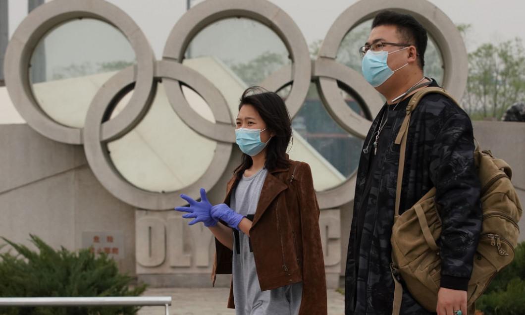Daily Life In Beijing Amid Coronavirus