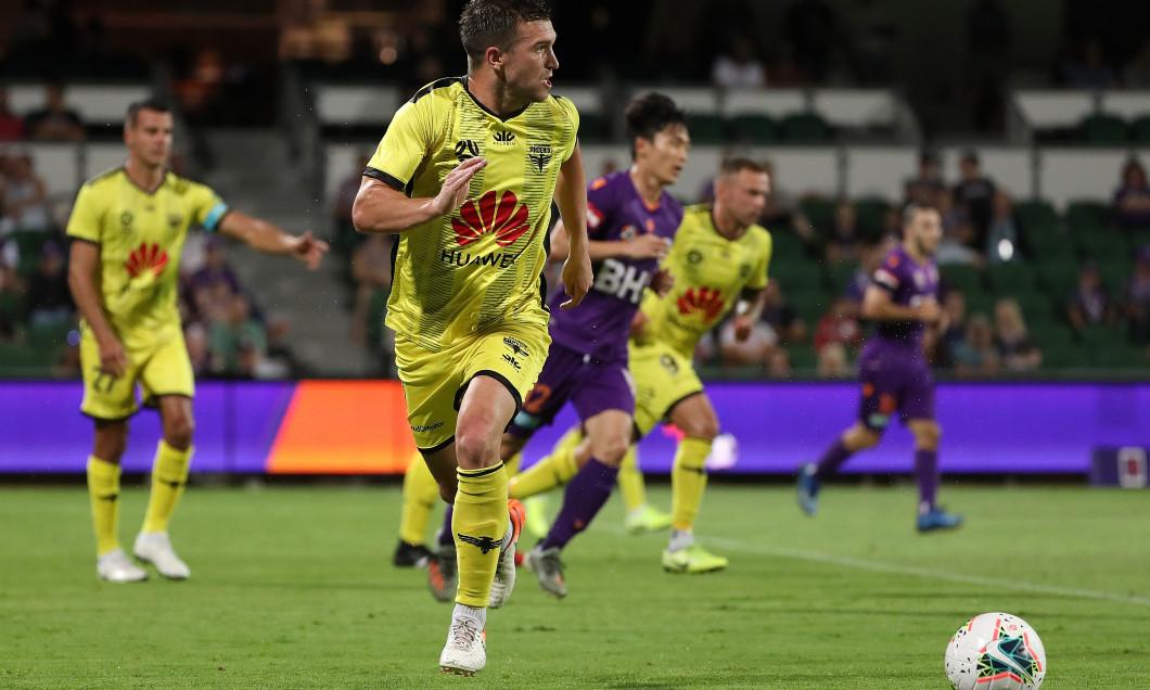 A-League Rd 18 - Perth v Wellington
