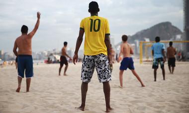 Rio De Janeiro Awaits World Cup Semi-Finals