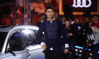 Real Madrid Players Receive Audi Cars