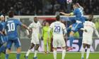 Soccer 2020 : Lyon 1-0 Juventus of Turin