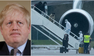 coronavirus anglia boris johnson