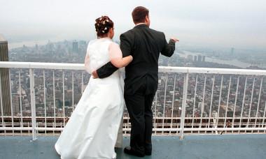 Wedding Marathon at World Trade Center