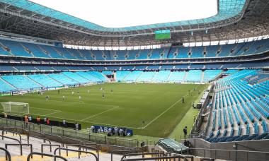 Gremio v Sao Luiz Play the Rio Grande do Sul State Championship With Closed Doors as a Precautionary Measure Against the Coronavirus
