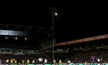 Norwich City v Derby County - Sky Bet Championship