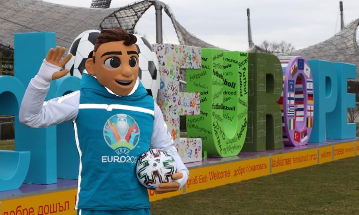 "UEFA EURO 2020 - ""100 days to go"""