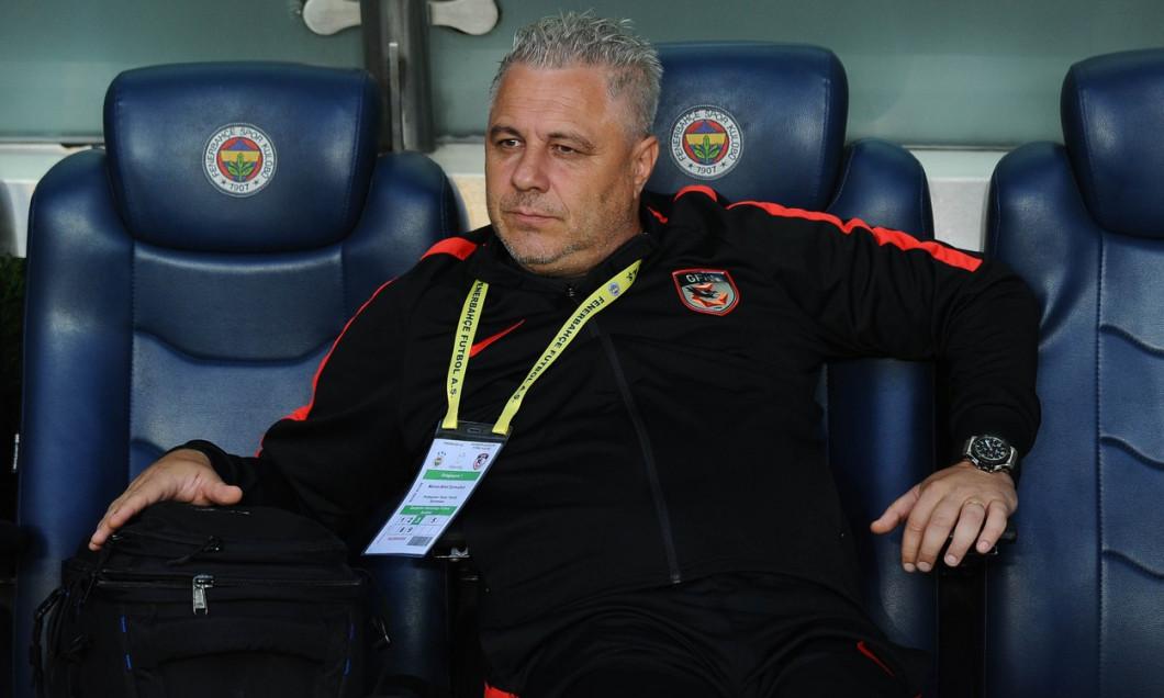 2019/2020 Turkish Super League match Between Fenerbahce and Gazisehir Gaziantep