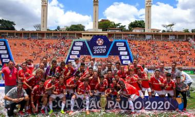 Internacional v Gremio - Copa Sao Paulo de Futebol Junior