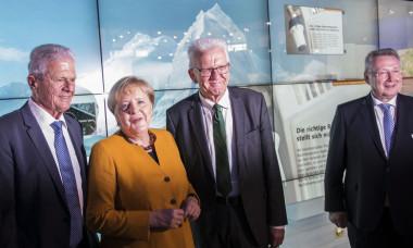 """""""Klima Arena"""" Climate Arena Opens In Sinsheim"""