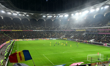 FOTBAL:ROMANIA-SUEDIA, PRELIMINARIILE C.E. 2020 (15.11.2019)