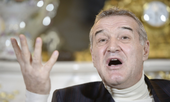 CONFERINTA PRESA - GEORGE BECALI