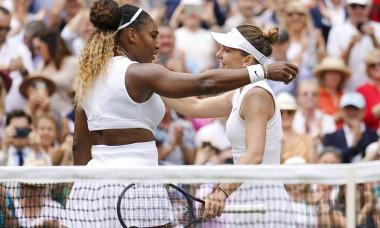 Tennis: Wimbledon championships