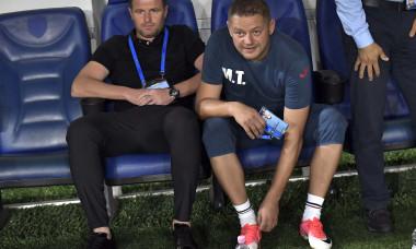 FOTBAL:JUVENTUS BUCURETI-FC STEAUA BUCURESTI, LIGA 1 BETANO (19.08.2017)