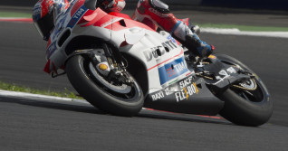 MotoGP Tests In Zwelteg