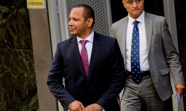 Neymar's Father appears In Court