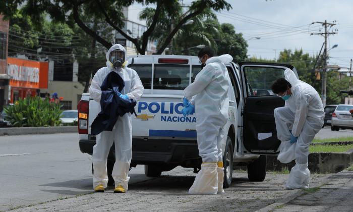 Coronavirus Overwhelms Guayaquil