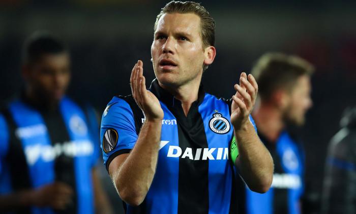 Club Brugge v RB Salzburg - UEFA Europa League Round of 32: First Leg