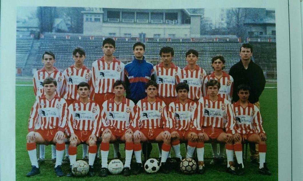 Laurențiu Lică. Echipa Dinamo