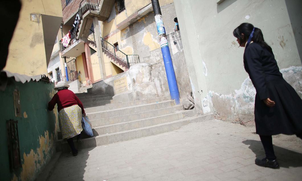 Lima: Teeming City Of 9 Million Reflects Peru's Growing Pains