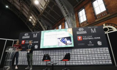 Soccerex Global Convention - Day 1