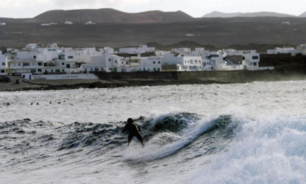 Freizeitsport: Surfen/Wellenreiten