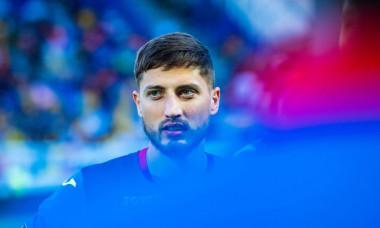 June 5, 2018: Gheorghe Grozav #10 (Romania)  during the International Friendly Match - Romania vs. Finland at Ilie Oana Stadium in Ploiesti, Romania ROU. Copyright: Cronos/Catalin Soare