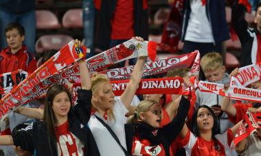 FC Dinamo Bucuresti v FC Viitorul Constanta - Romanian First Division