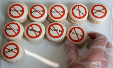 BonGenie confectionery factory in Belarus amid COVID-19 pandemic
