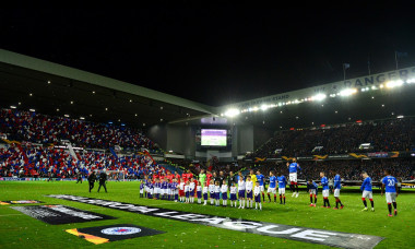 Rangers FC v Bayer 04 Leverkusen - UEFA Europa League Round of 16: First Leg