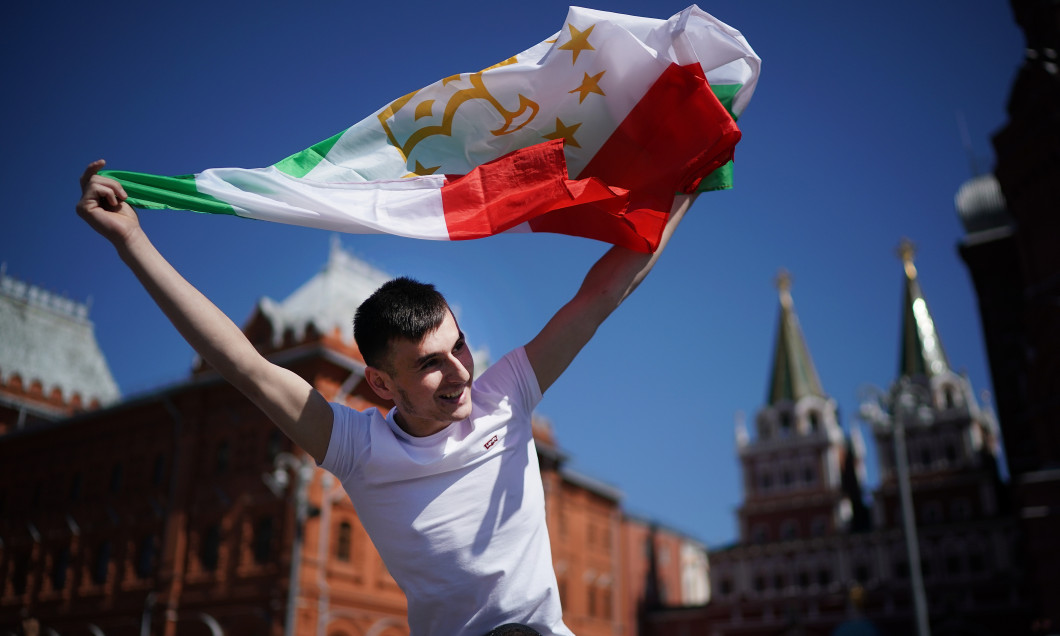 The Football World Cup Kicks Off In Moscow
