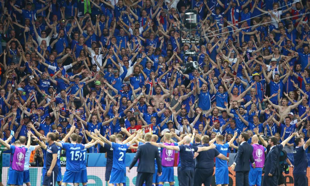 England v Iceland - Round of 16: UEFA Euro 2016
