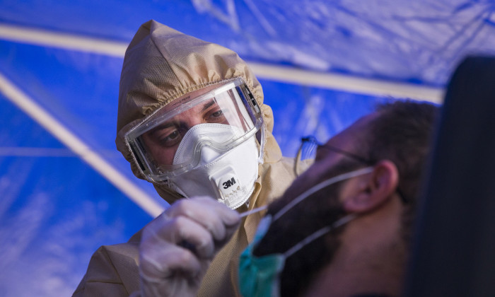 Hezbollahs Health Unit Prepares To Fight Coronavirus Outbreak In Lebanon