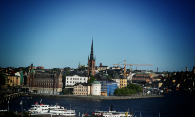 Stockholm: An Alternative View
