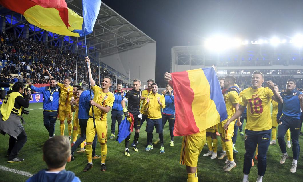 Romania U21 v Liechtenstein U21 - Qualifying Round, Group 8, Under21 Championship