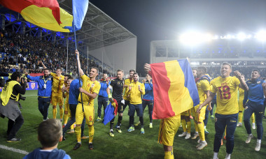 Romania U21 v Liechtenstein U21 - Qualifying Round, Group 8, Under21 Championship