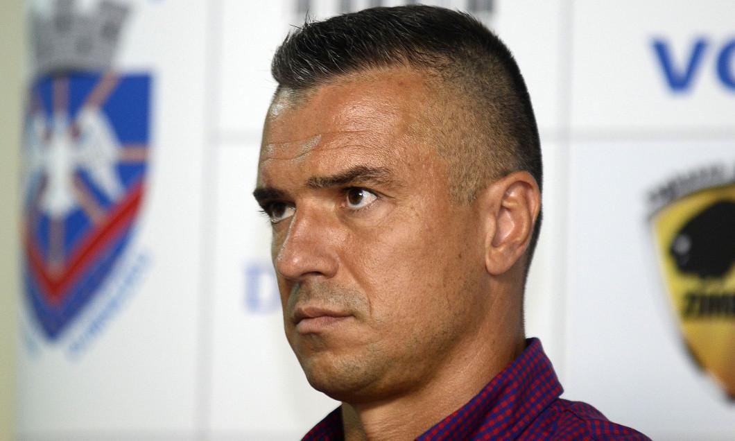 FOTBAL:PREZENTARE DANIEL PANCU FC VOLUNTARI, LIGA 1 (30.07.2015)