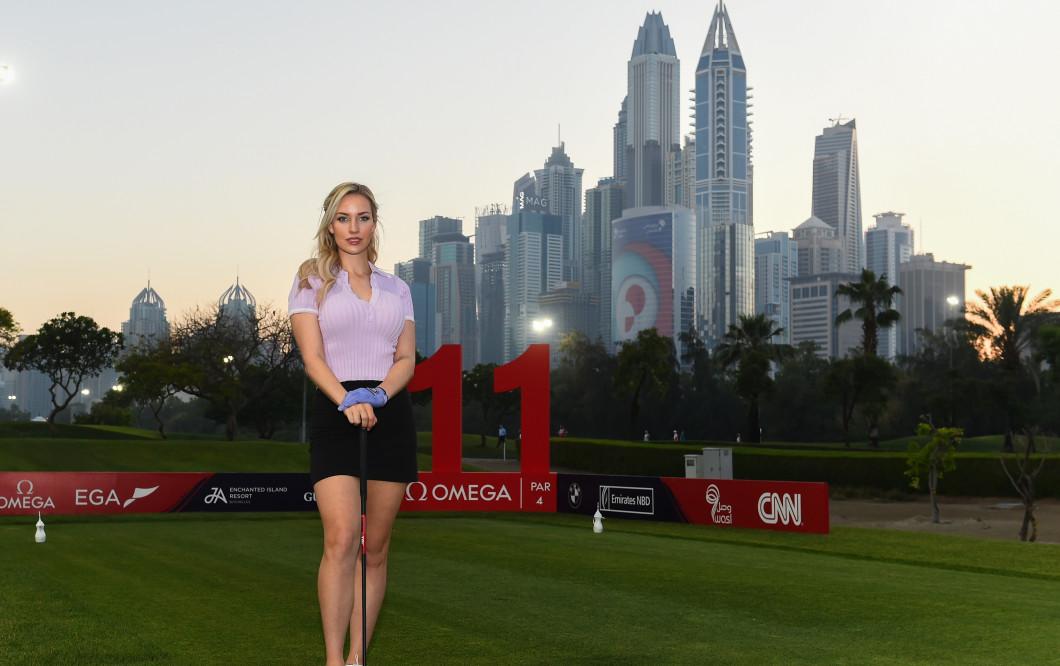 Omega Dubai Moonlight Classic - Day One
