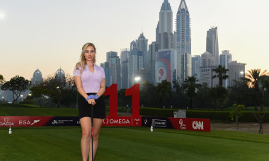 Omega Dubai Moonlight Classic - Day One
