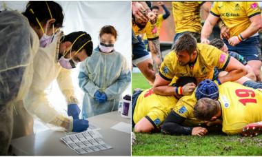 România rugby coronavirus