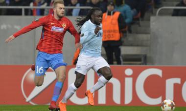 Steaua Bucharest v Lazio - UEFA Europa League