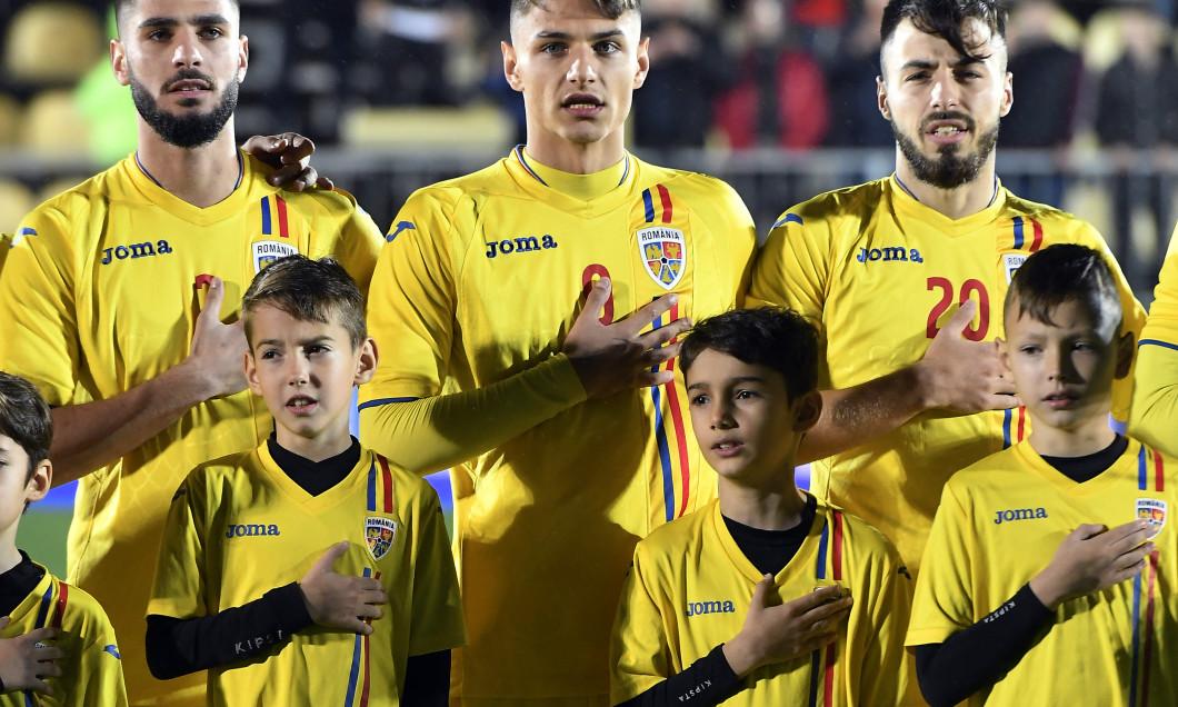 FOTBAL:ROMANIA U21-FINLANDA U21, PRELIMINARIILE C.E. 2021 (14.11.2019)