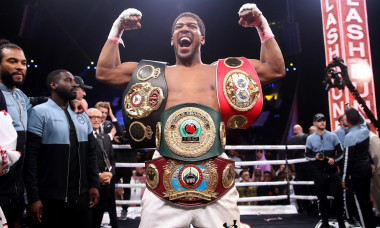 Anthony Joshua wants Tyson Fury fight to determine 'dominant figure'