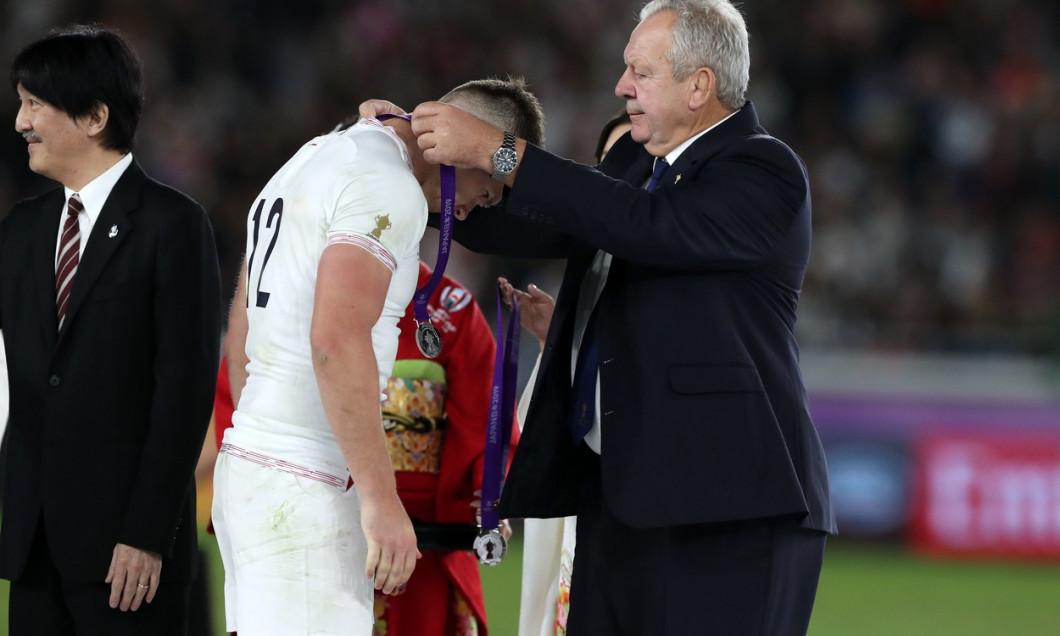 England v South Africa, Rugby World Cup Final match, International Stadium Yokohama, Japan - 02 Nov 2019