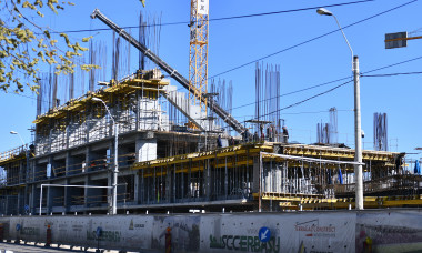 FOTBAL:CONSTRUCTIE STADION GIULESTI-VALENTIN STANESCU (16.04.2020)