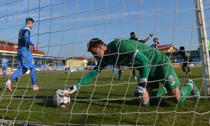 FOTBAL:ACADEMICA CLINCENI-FC VIITORUL, LIGA 1 CASA PARIURILOR(7.03.2020)