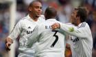 Ronaldo Nazario, Roberto Carlos David Beckham