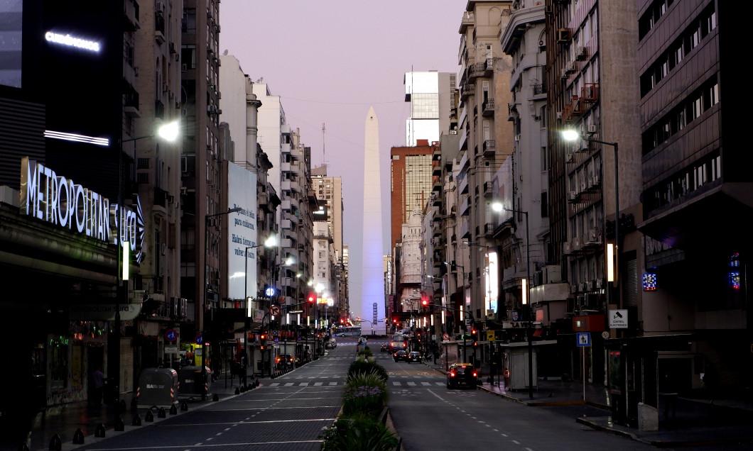 Argentina On Extended Quarantine To Contain Coronavirus Until April 13