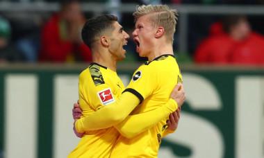 SV Werder Bremen v Borussia Dortmund - Bundesliga