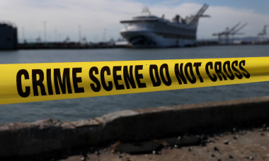 Cruise Ship With 21 Coronavirus Patients On Board Docks In Oakland